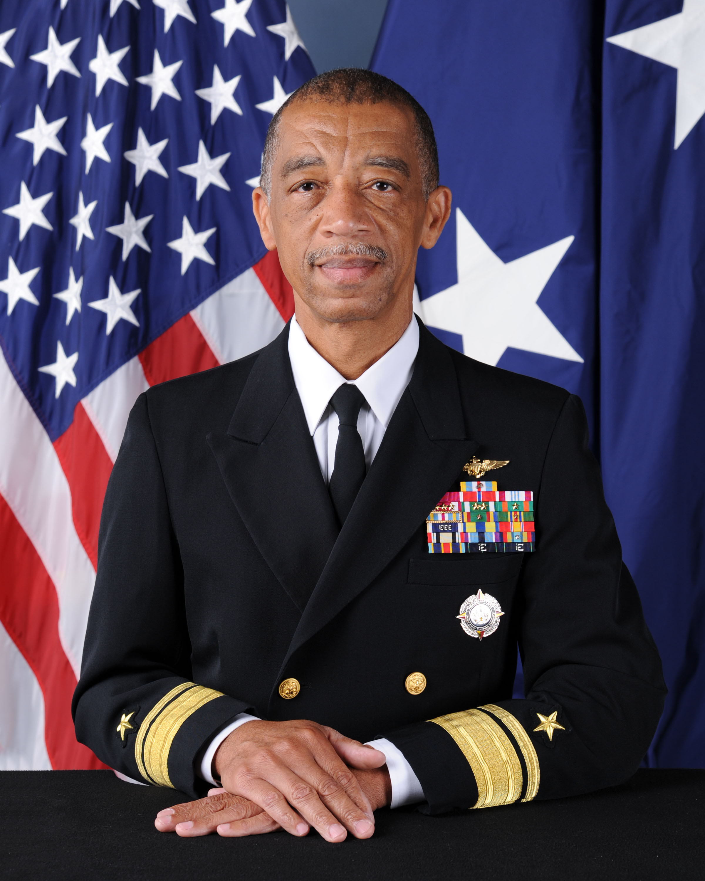 U.S. European Command Chief of Staff.